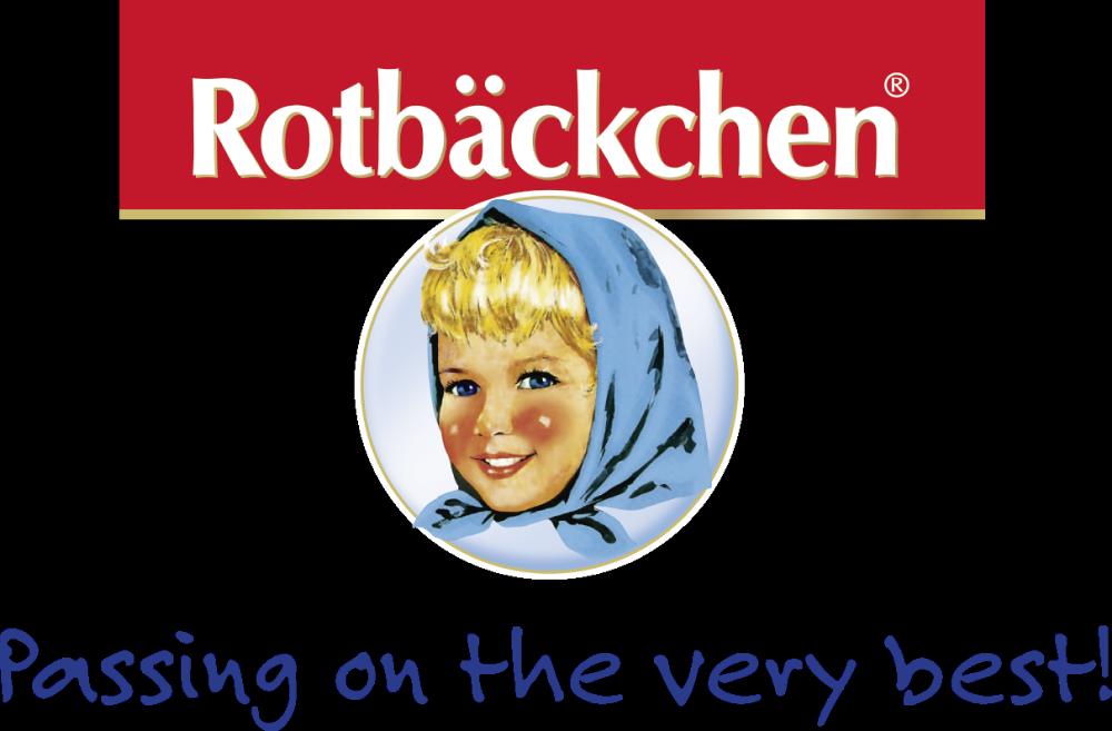 Rotbäckchen Logo